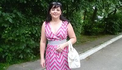 Татьяна Фролова нашла свою одноклассницу