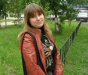 Светлана нашла свою сокурсницу