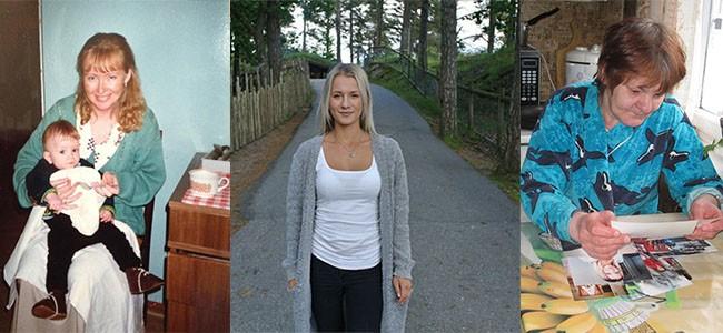 Поиски родителей и родственников для Кристины из Норвегии
