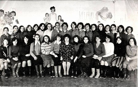 Удачные поиски однокурсницы в России