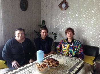 успешные поиски родственников в Литве