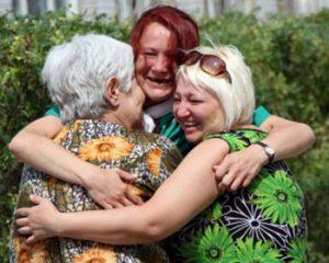 найти родителей и родственников на украине