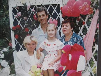 найти родителей и родственников в России