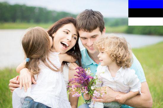 найти биологических родителей или родственников в Эстонии, в Таллине